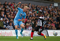 Jack Grimmer of Coventry during Grimsby Town vs Coventry City, Sky Bet EFL League 2 Football at Blundell Park on 12th August 2017