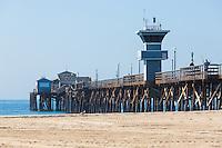 Seal Beach Pier California