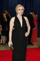 WASHINGTON, DC - APRIL 28:  Anna Paquin attends the 2012 White House Correspondents Dinner at the Washington Hilton Hotel in Washington, D.C  on April 28, 2012  ( Photo by Chaz Niell/Media Punch Inc.)