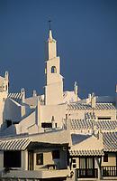 Europe/Espagne/Baléares/Minorque/Binibeca : Le village