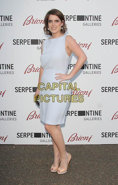 LONDON, UNITED KINGDOM - JULY 01: Princess Eugenie attends the annual Serpentine Gallery Summer Party at The Serpentine Gallery on July 1, 2014 in London, England<br /> CAP/ROS<br /> &copy;Steve Ross/Capital Pictures