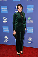 PALM SPRINGS, CA. January 03, 2019: Olivia Colman at the 2019 Palm Springs International Film Festival Awards.<br /> Picture: Paul Smith/Featureflash