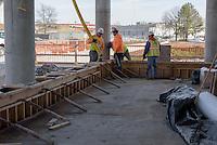 Boathouse at Canal Dock Phase II   State Project #92-570/92-674 Construction Progress Photo Documentation No. 08 on 21 February 2017. Image No. 20