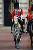 "TROOPING THE COLOUR 2011.Prince William wears his wedding uniform for Trooping the colour 2011.Catherine, The Duchess of Cambridge at her first Trooping the Colour.The Duchess of Cambridge shared a carriage with The Duchess of Cornwall, Prince Harry and the Duke of York. Prince William accompanied his Farther Prince Charles on horse back for the first time along with Princess Anne and the Duke of Kent.The Second carriage was occupied by The Count and Countess of Wessex, Lady Louise and Princess Eugenie_Buckingham Palace, London_11/06/2011..Mandatory Photo Credit: ©Dias/Newspix International..**ALL FEES PAYABLE TO: ""NEWSPIX INTERNATIONAL""**..PHOTO CREDIT MANDATORY!!: NEWSPIX INTERNATIONAL(Failure to credit will incur a surcharge of 100% of reproduction fees)..IMMEDIATE CONFIRMATION OF USAGE REQUIRED:.Newspix International, 31 Chinnery Hill, Bishop's Stortford, ENGLAND CM23 3PS.Tel:+441279 324672  ; Fax: +441279656877.Mobile:  0777568 1153.e-mail: info@newspixinternational.co.uk"
