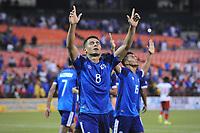 El Salvador vs Haiti, June 2, 2019