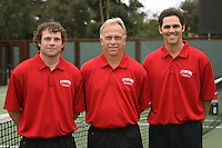 28 October 2005: J.J. Whitlinger, John Whitlinger, and David Hodge.