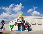 Shopping, M & M Store, Florida Mall, Orlando, Florida