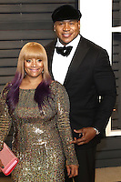 www.acepixs.com<br /> <br /> February 26 2017, LA<br /> <br /> Simone Smith and LL Cool J arriving at the Vanity Fair Oscar Party at the Wallis Annenberg Center for the Performing Arts on February 26 2017 in Beverly Hills, Los Angeles<br /> <br /> By Line: Famous/ACE Pictures<br /> <br /> <br /> ACE Pictures Inc<br /> Tel: 6467670430<br /> Email: info@acepixs.com<br /> www.acepixs.com