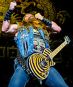 BLACK LABEL SOCIETY, 2013, CHRIS SCHWEGLER