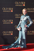 Kristy Philipps at The Olivier Awards 2017 at the Royal Albert Hall, London, UK. <br /> 09 April  2017<br /> Picture: Steve Vas/Featureflash/SilverHub 0208 004 5359 sales@silverhubmedia.com