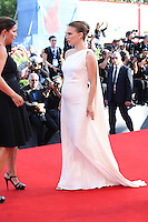 VENICE, ITALY - SEPTEMBER 08: Natalie Portman attend the premiere of 'Planetarium' during the 73rd Venice Film Festival at Sala Grande on September 8, 2016 in Venice, Italy. <br /> CAP/GOL<br /> &copy;GOL/Capital Pictures /MediaPunch ***NORTH AND SOUTH AMERICAS ONLY***