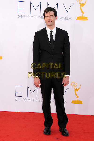 Bill Hader.The 64th Anual Primetime Emmy Awards - Arrivals, held at Nokia Theatre L.A. Live in Los Angeles, California, USA..September 23rd, 2012.emmys full length black suit.CAP/ADM/BP.©Byron Purvis/AdMedia/Capital Pictures.