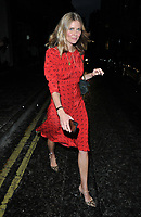 Donna Air at the Q Decades summer series of live performances launch party, Quaglino's, Bury Street, London, England, UK, on Wednesday 04 July 2018.<br /> CAP/CAN<br /> &copy;CAN/Capital Pictures