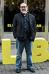 "Alex de la Iglesia attends the junket of the film ""El bar"" at bar Palentino in Madrid, Spain. March 22, 2017. (ALTERPHOTOS / Rodrigo Jimenez)"
