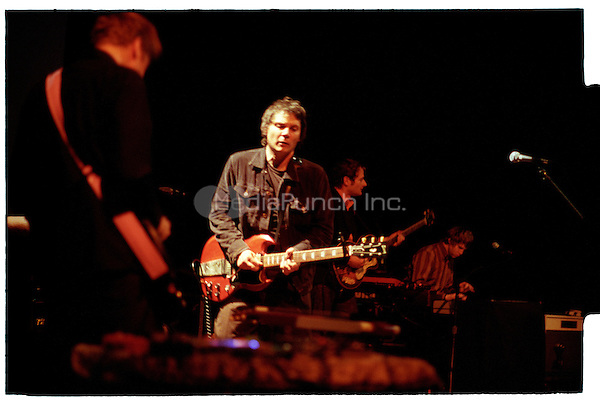 Wilco photographed in San Francisco, CA November 2004 ©Jay Blakesberg /MediaPunch