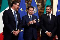 20190905 Nuovo Governo Cerimonia della Campanella