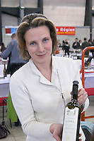 deborah knowland owner domaine de clairac languedoc france