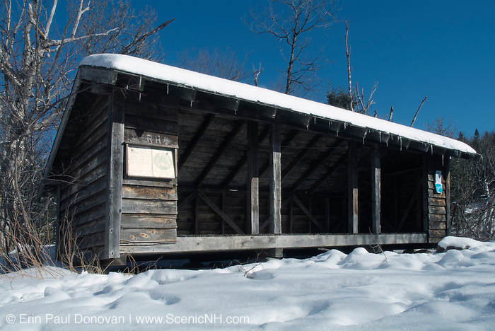 Rocky Branch Shelter #2 is a  Adirondack-style shelter located along the Rocky Branch Trail in the Dry River Wilderness of the New Hampshire White Mountains. This shelter has been dismantled and no longer exists.