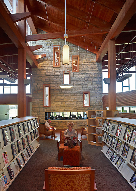 Delaware County District Library Orange Branch |  Architects: MKC Architects
