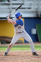 April 14, 2010:  Catcher Tom Murphy of the Buffalo Bulls during a game at Sal Maglie Stadium in Niagara Falls, NY.  Photo By Mike Janes/Four Seam Images