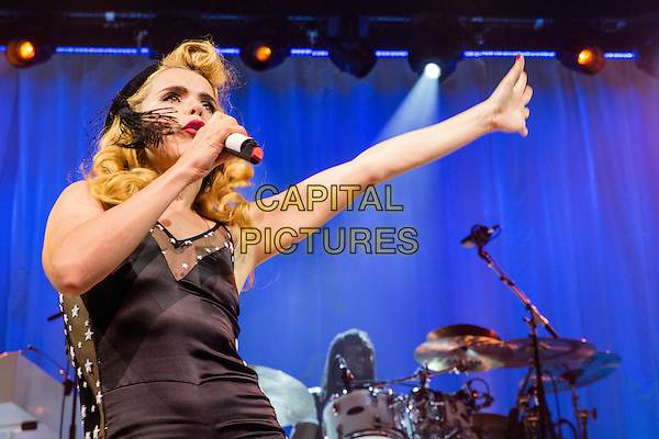 24th May 2014: British singer songwriter Paloma Faith plays The Corn Exchange, Cambridge, UK as part of her 2014 world tour in support of her third album 'A Perfect Contradiction'. <br /> CAP/PP/MM<br /> &copy;Mike Mustard/PP/Capital Pictures