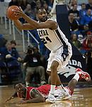 2013 Nevada Basketball vs New Mexico