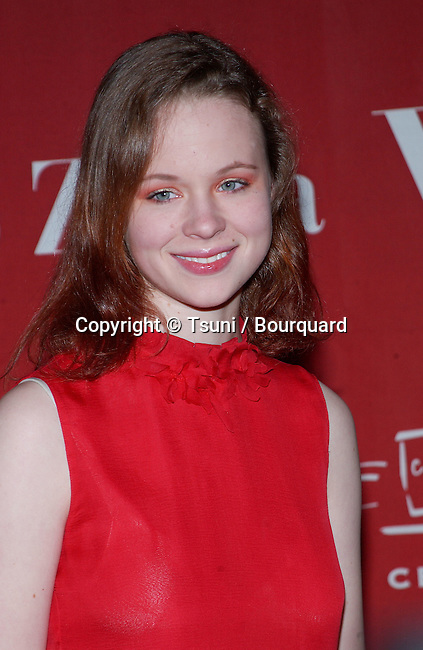 Thora Birch arriving at the Cedar Sinai Valentine's Ball annual fund raising at the Beverly Hills Hotel in Los Angeles. February 13, 2002.