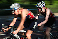 2014 ITU World Paratriathlon Series - London