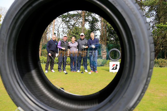 Bridgestone Challenge in Balbriggan Golf Club.<br /> Picture Fran Caffrey/Newsfile