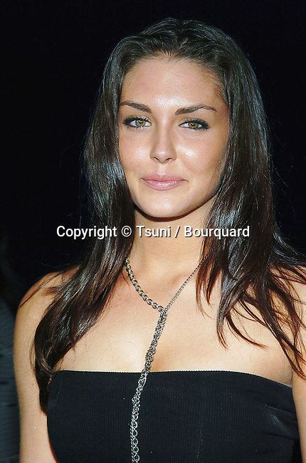 Taylor Cole (Summerland)  arriving at the WB All Star Party 2004 at the Lounge at Astra West at the Pacific Design Center  in Los Angeles. July 14, 2004.