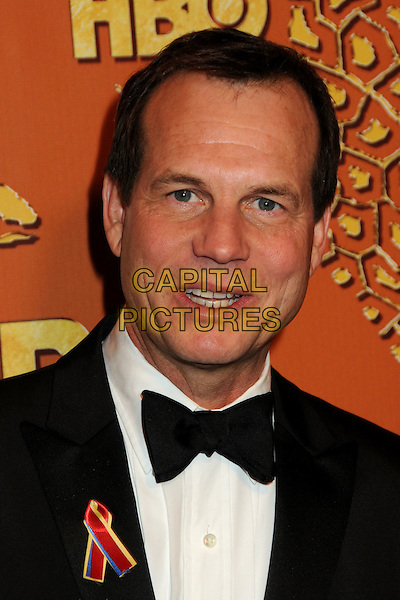 BILL PAXTON.HBO's 2010 67th Golden Globe Awards Post Party held at the Beverly Hilton Hotel, Beverly Hills, California, USA..January 17th, 2009.globes headshot portrait black white bow tie.CAP/ADM/BP.©Byron Purvis/Admedia/Capital Pictures