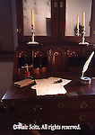 Governor's Office, Colonial Pennsylvania, Independence Hall, Independence National Historic Park, Philadelphia, PA