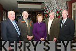 Clounmacon Social:Enjoying the Clounmacon GAA Social at the Listowel Arms Hotel on Saturday Night last were Tom Murphy, Michael O'Sullivan, Liz & Frank reidy & Anthony Curtin..