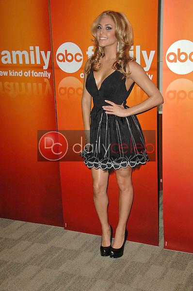 Cassie Scerbo<br /> at the Disney ABC Television Group Summer Press Junket, ABC Studios, Burbank, CA. 05-15-10<br /> David Edwards/Dailyceleb.com 818-249-4998