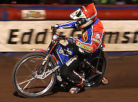 Andreas Jonsson of Lakeside - Lakeside Hammers vs Wolverhampton Wolves at The Arena Essex Raceway, Lakeside - 22/08/08 - MANDATORY CREDIT: Rob Newell/TGSPHOTO