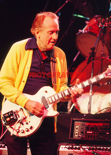 Les Paul 1983.© Chris Walter.