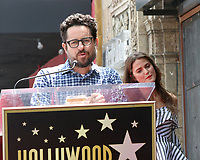LOS ANGELES - MAY 30:  JJ Abrams, Keri Russell at the Keri Russell Honored With a Star Ceremony on the Hollywood Walk of Fame on May 30, 2017 in Los Angeles, CA