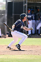 Wes Cunningham - San Diego Padres - 2010 Instructional League.Photo by:  Bill Mitchell/Four Seam Images..