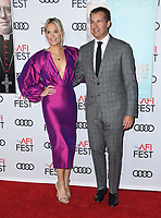 "18 November 2019 - Hollywood, California - Molly Sims, Scott Stuber. 2019 AFI Fest's "" The Two Popes"" Los Angeles Premiere held at TCL Chinese Theatre. Photo Credit: Birdie Thompson/AdMedia"