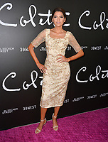 LOS ANGELES, CA. September 14, 2018: Blanca Blanco at the premiere for &quot;Colette&quot; at The Academy's Samuel Goldwyn Theatre.<br /> Picture: Paul Smith/Featureflash