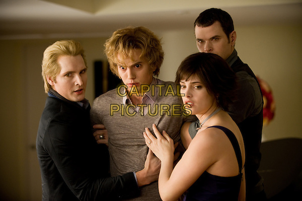 Jackson Rathbone, Kellan Lutz, Peter Facinelli, Ashley Greene<br /> in The Twilight Saga: Breaking Dawn - Part 2 (2012) <br /> *Filmstill - Editorial Use Only*<br /> FSN-D<br /> Image supplied by FilmStills.net