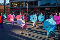 Chinatown Seafair Parade 2016, Seattle, Washington State, WA, USA.