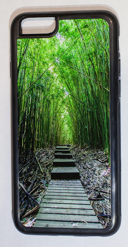 iPHONE 6 CASE $40<br /> Maui Bamboo Forest<br /> Contact me to order.