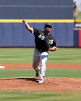 Reynaldo Lopez - Chicago White Sox 2020 spring training (Bill Mitchell)