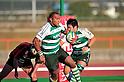 Nemani Nadolo (Green Rockets),.DECEMBER 18, 2011 - Rugby : Japan Rugby Top League 2011-2012, 7th Sec match between NEC Green Rockets 50-21 Honda HEAT at Ks Stadium, Ibaraki, Japan. (Photo by Jun Tsukida/AFLO SPORT) [0003].