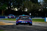 IMSA Continental Tire SportsCar Challenge<br /> Sebring February Test<br /> Sebring International Raceway, Sebring, Florida, USA<br /> Wednesday 21 February 2018<br /> #4 Team TGM, Mercedes-AMG, GS: Ted Giovanis, Guy Cosmo<br /> World Copyright: Richard Dole<br /> LAT Images
