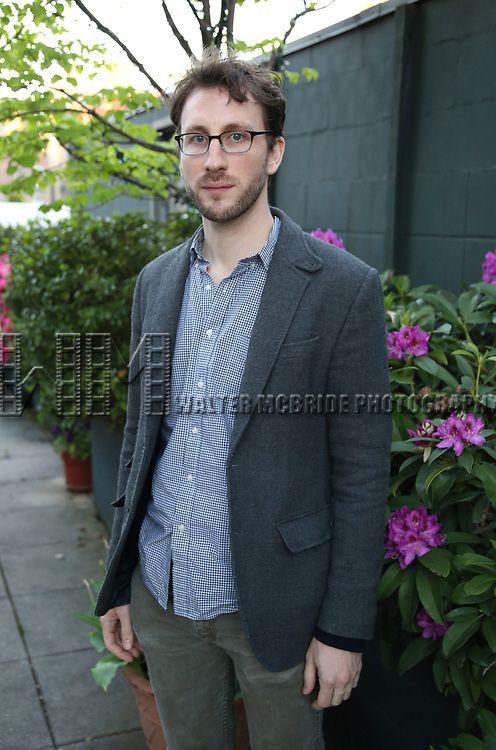 Tom Costello attends The Drama League: Meet The Directing Fellows <br />Hosted By Stewart F. Lane &amp; Bonnie Comley at a private residence on May 15, 2017 in New York City.