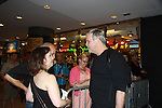 Guiding Light's Ron Raines signs for fans after Follies at the Marquis Theater, New York City, New York on Sept. 17, 2011. (Photo by Sue Coflin/Max Photos)