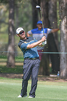 Louis Oosthuizen (RSA) hits his approach shot on 10 during round 2 of the World Golf Championships, Mexico, Club De Golf Chapultepec, Mexico City, Mexico. 3/2/2018.<br /> Picture: Golffile | Ken Murray<br /> <br /> <br /> All photo usage must carry mandatory copyright credit (&copy; Golffile | Ken Murray)