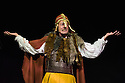 London, UK. 24.07.2015. Birmingham Stage Company presents, as part of the Horrible Histories series of stage shows, Barmy Britain Part III, at the Garrick Theatre. Cast is: Neal Foster and Anthony Spargo. Photograph © Jane Hobson.